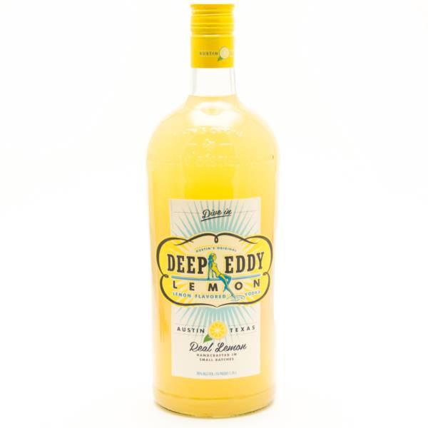 Deep Eddy - Vodka - 1.75L