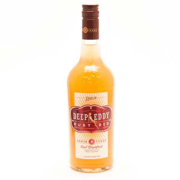 Deep Eddy - Ruby Red Vodka -750ml