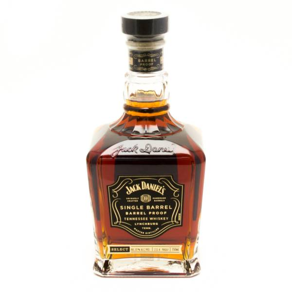 Jack Daniel's - Single Barrel - Barrel Proof - Tennessee Whiskey - 750ml