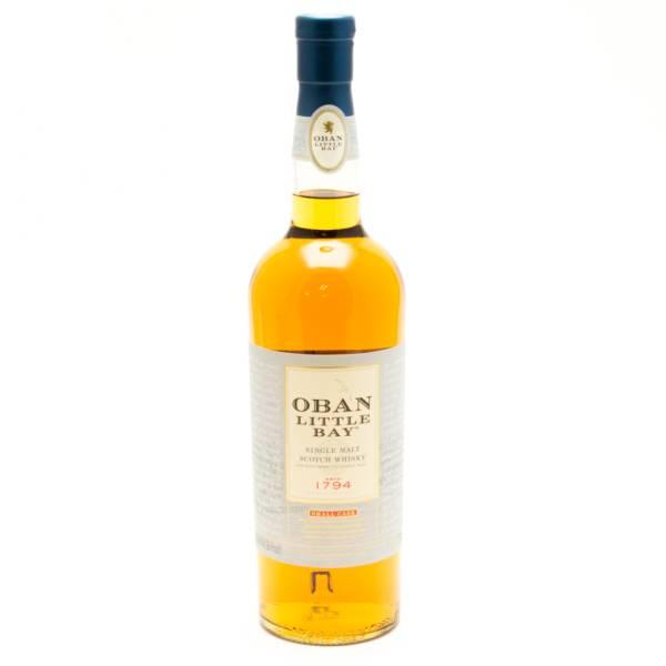 Oban - Distiller's - Singel Malt Scotch Whisky - 750ml