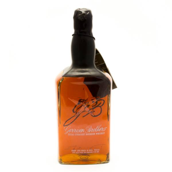 Garrison Brothers - Texas Straight Bourbon Whiskey - 750ml
