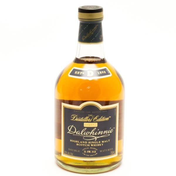 Dalwhinnei - Distillers Edition - Highland Single Malt Scotch Whisky - 750ml