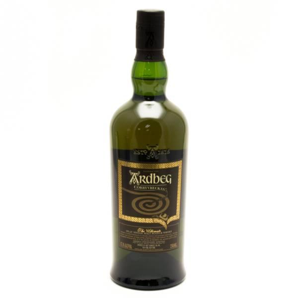Ardbeg - Corryverckan - Islay Single Malt Scotch Whisky - 750ml