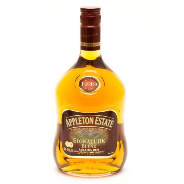 Appleton Estate - Signature Blend - Jamaica Rum - 750ml