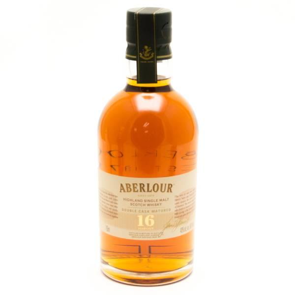 Aberlour - Double Cask Matured - 16 Years Old - Highland Single Malt Scotch Whisky - 750ml