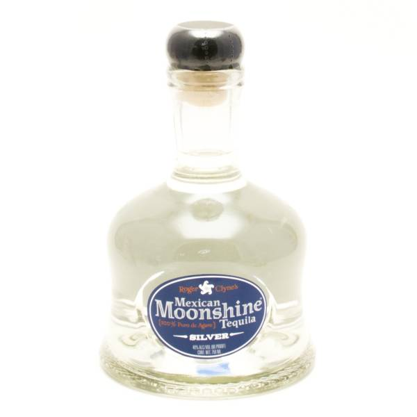 Roger Clyne's - Mexican Moonshine Tequila - Silver - 750ml