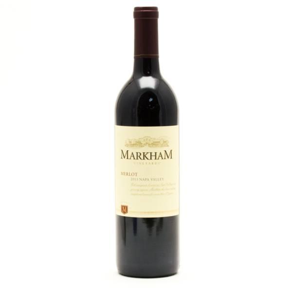 Markham - Merlot - 750ml