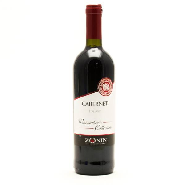 Zonin - Cabernet - 750ml  sc 1 st  PikFly & Zonin - Cabernet - 750ml   Beer Wine and Liquor Delivered To Your ...
