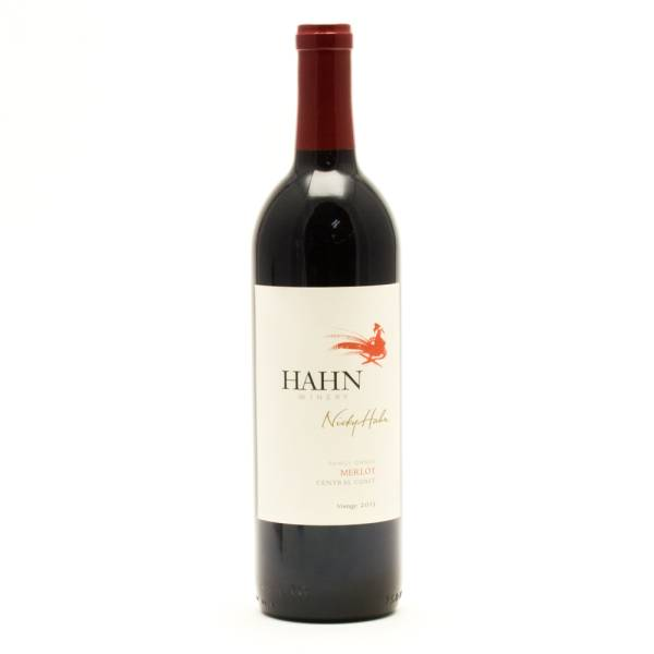 Hahn Winery - Hicky Hahn - Merlot - 750ml