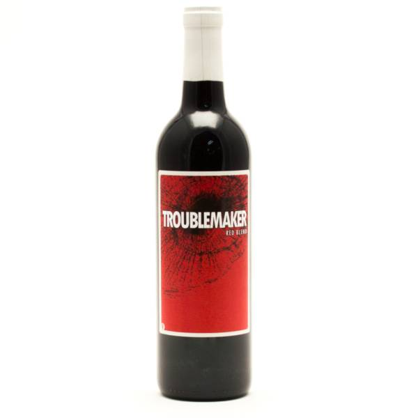 Troublemaker - Red Blend - 750ml