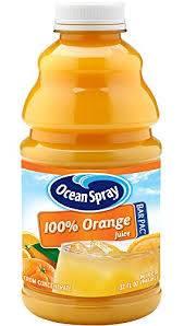 Ocean Spray - Orange Juice - 32 oz