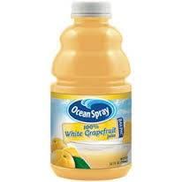Ocean Spray - White Grapefruit - 32 oz