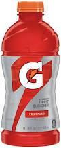 Fruit Punch Gatorade 28 oz