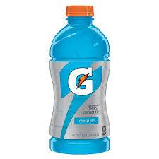Cool Blue Gatorade - 28 oz