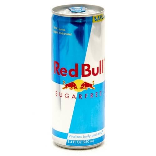 Red Bull - Sugar Free - 8.5 oz