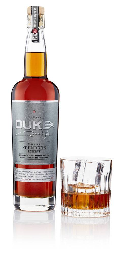 Duke Grand Cru Kentucky Reserve Bourbon - 750ml