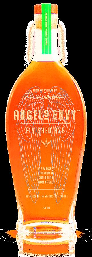 Angel's Envy Kentucky Rye Bourbon Whiskey, 750 mL