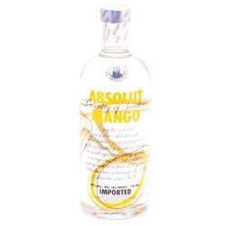 Absolut - Mango Flavored Vodka - 750ml