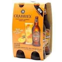 Crabbie's - Spiced Orange Ginger...