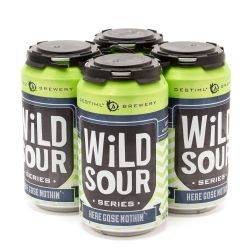 Destihl - Wild Sour - Here Gose...