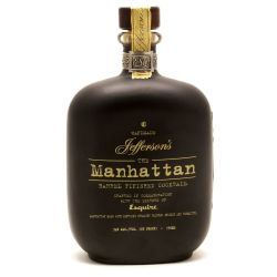 Jefferson's - The Manhattan...