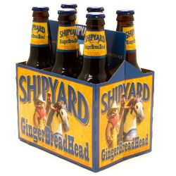 Shipyard - Ginger Bread Head Ale -...