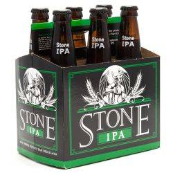 Stone - IPA - 12oz Bottle - 6 Pack