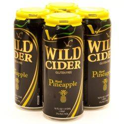 Wild Cider - Hard Pineapple - 16oz...