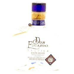 Don Eduardo - Silver Tequila - 750ml