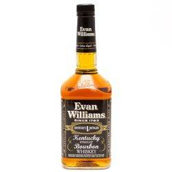 Evan Williams - Kentucky Bourbon...