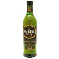 Glenfiddich - 12 Years Old Single...
