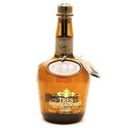 Tres Generaciones Anejo Tequila - 750ml
