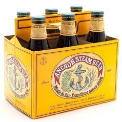 Anchor - Steam Beer - 12oz Bottle - 6...