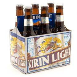 Kirin Light - Imported Beer - 12oz...