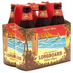 Kona - Longboard Island Lager - 12oz...