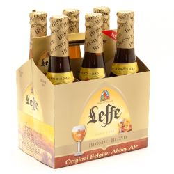 Leffe - Abby Blond Ale - 11.2oz...