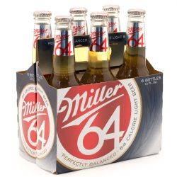 Miller - 64 Light Beer - 12oz Bottle...