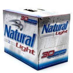 Natural Light - Beer - 12oz Can - 30...