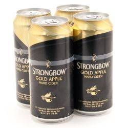 Strongbow - Gold Apple Cider - Gluten...