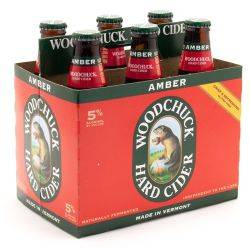 Woodchuck - Amber Hard Cider - 12oz...