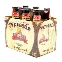 Wyder's - Hard Cider Reposado -...