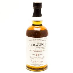 The Balvenie - Portwood - Aged 21...