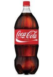 Coke 2 liter