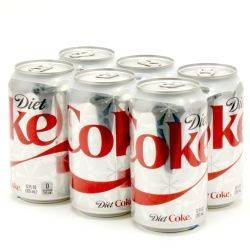 Diet Coke - 6 pack