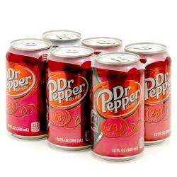 Dr Pepper - 6 pack