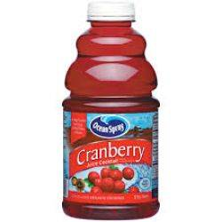 Ocean Spray Cranberry Juice - 32 oz