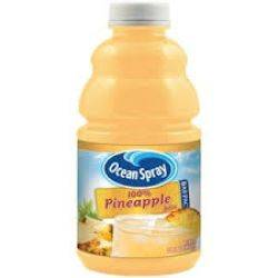 Ocean Spray - Pineapple - 32 oz