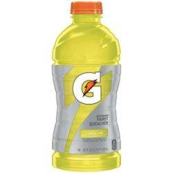 Lemon Lime Gatorade - 28 oz