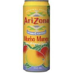 AZ Tea - Mucho Mango - 16 oz