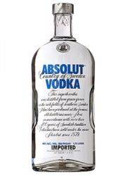 Absolut - Vodka - Blue 80 Proof - 1.75L
